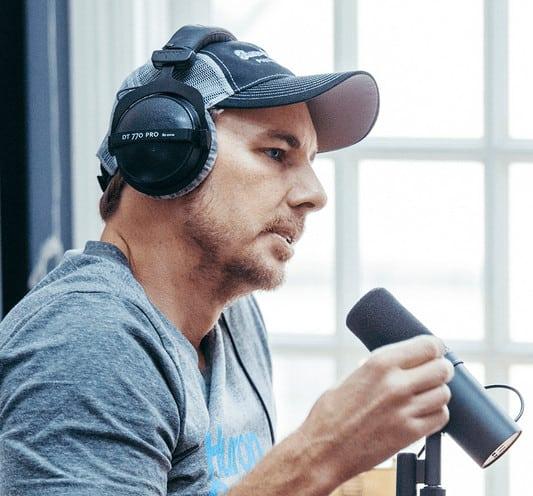 Dax Shepherd Podcast Beyerdynamic Dt 770 Pro Headphones