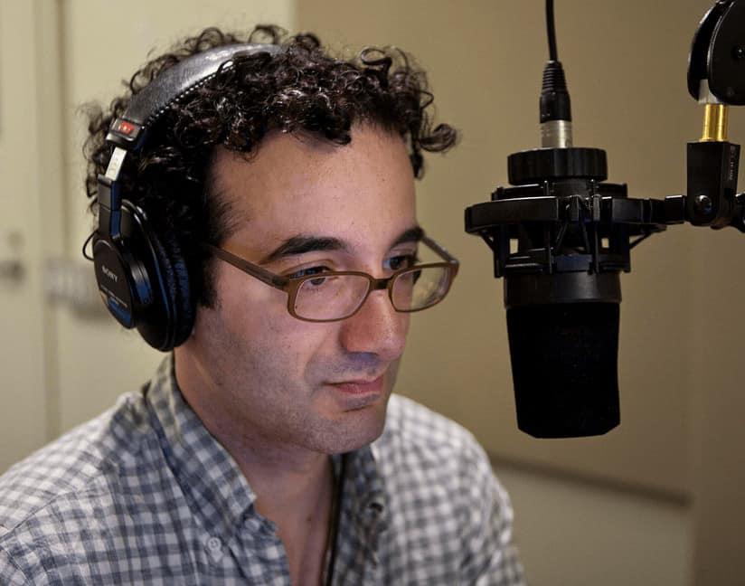 Jad Abumrad Sony Mdr7506 Radiolab