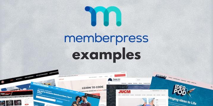 Memberpress Examples