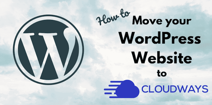 Migrate Wordpress Website To Cloudways