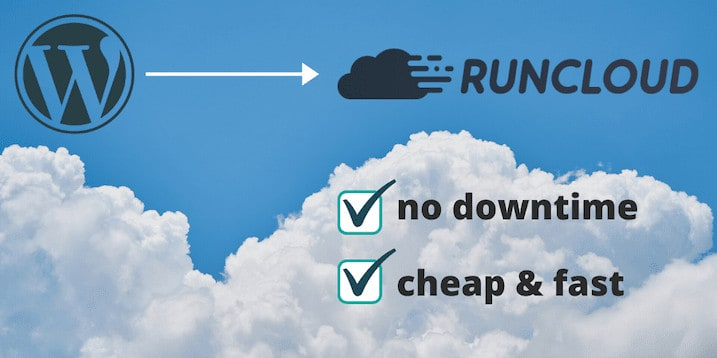 Migrate Wordpress Website To Runcloud