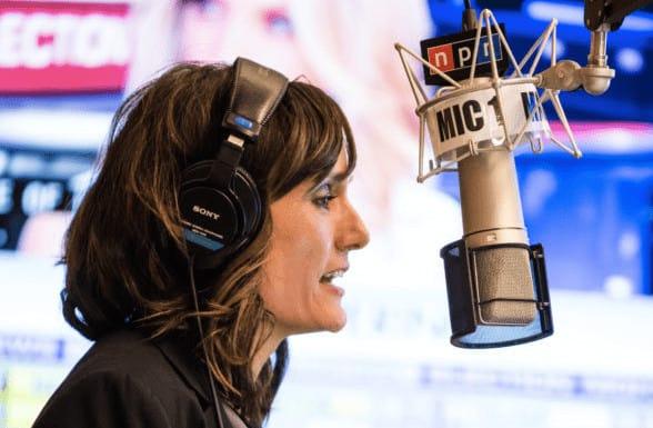 Npr Rachel Martin Sony Mdr7506 Headphones
