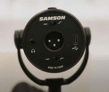 Samson Q9u Dynamic Usb Microphone