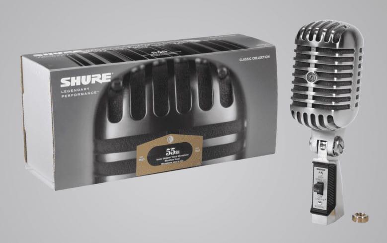 Shure 55h Series Ii Microphone