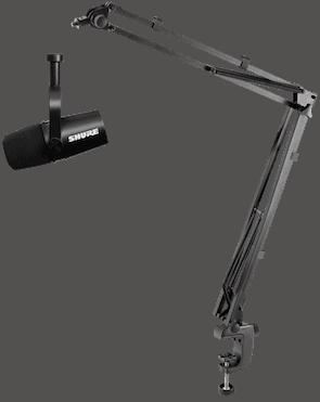 Shure Mv7 Boom Arm