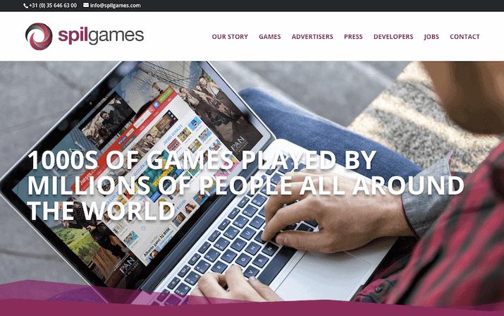Spilgames Divi Example