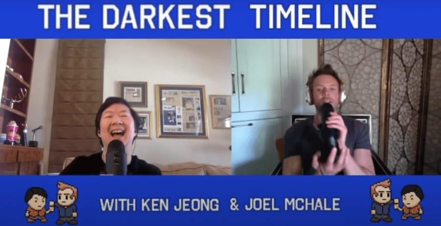 The Darkest Timeline Podcast Blue Yeti Mics