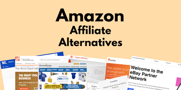 affiliate alternatives