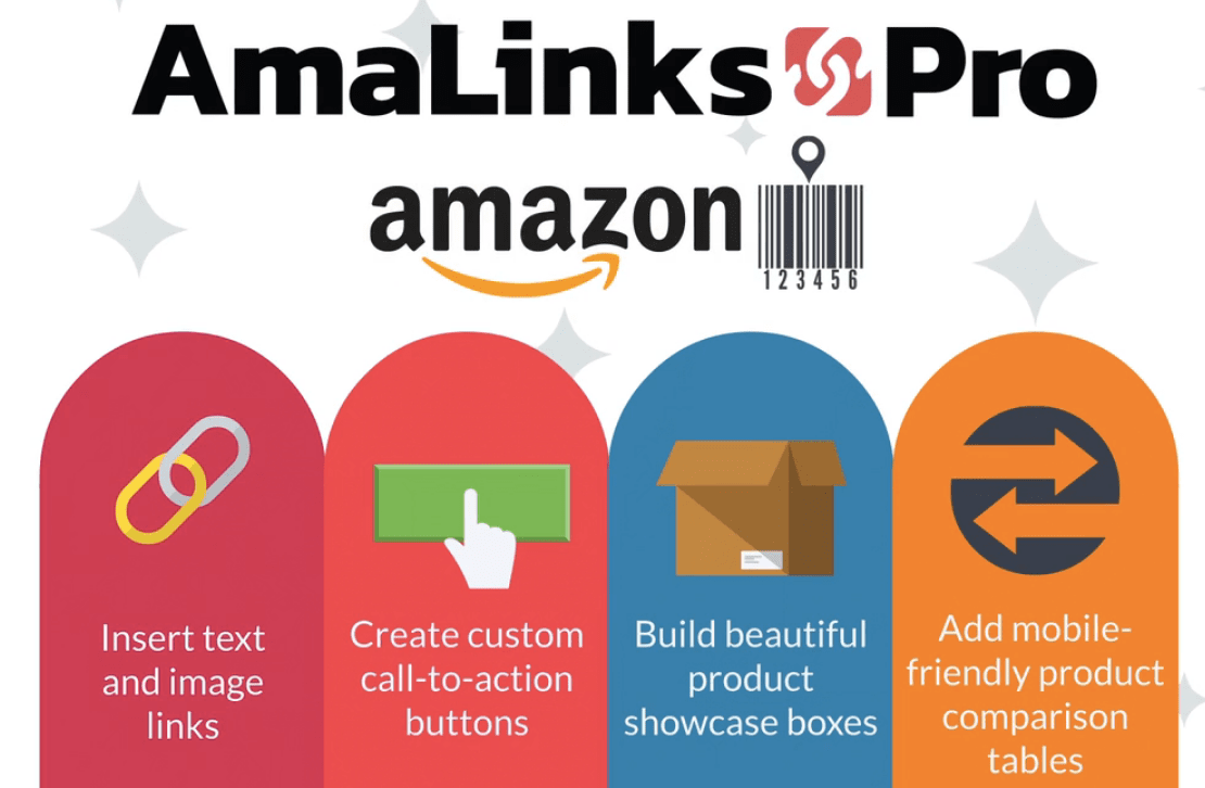 Amalinks Pro Features