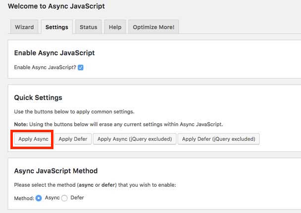 async-java-settings