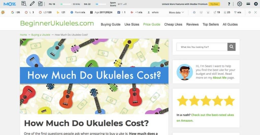 beginner-ukuleles