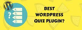The Best WordPress Quiz Plugin? – Thrive Quiz Builder Review & Walkthrough