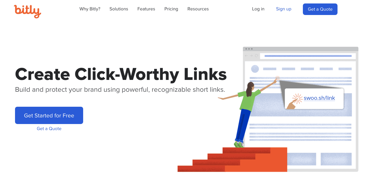 Bitly Com WordPress Showcase