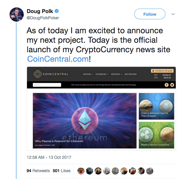 doug-polk-coincentral-announcement
