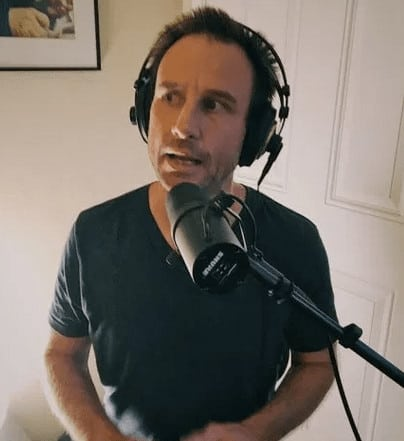 Drew Ackerman Sleep With Me Podcast Shure Sm7b
