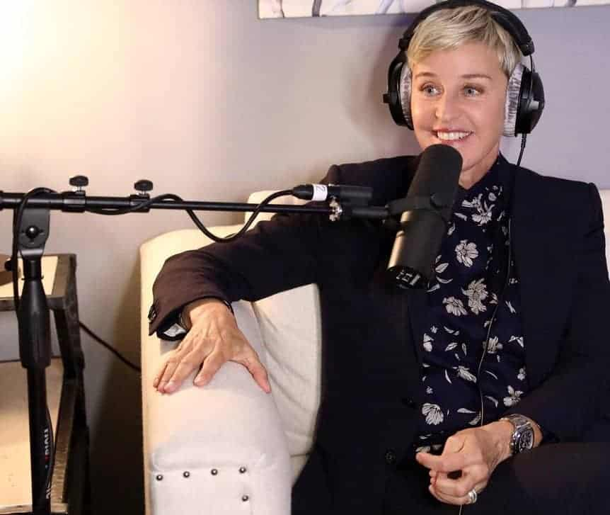 Ellen On Armchair Expert