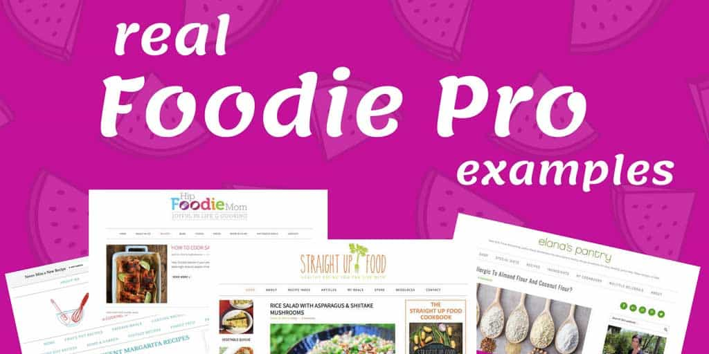 foodie-pro-examples