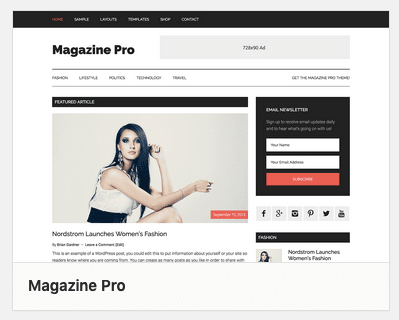 Genesis Magazine Pro