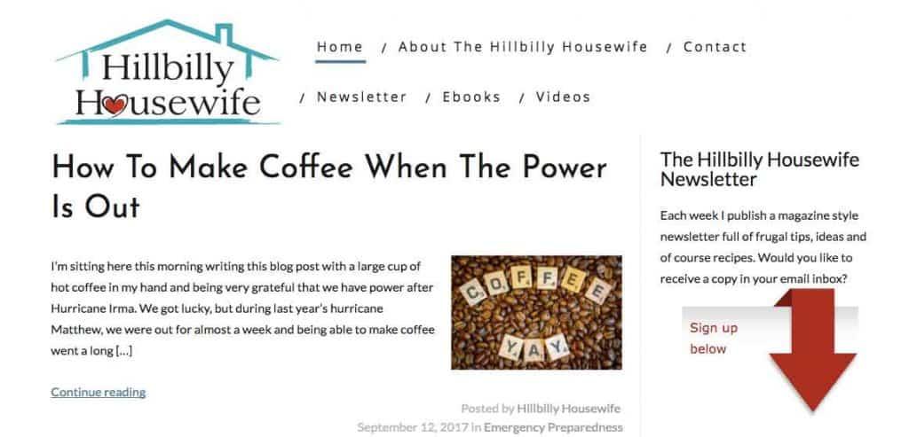 hillbilly-housewife