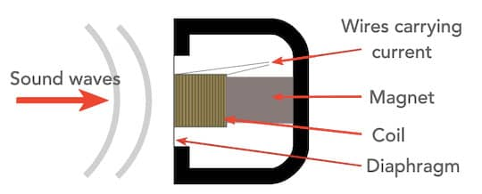 How A Dynamic Microphone Works