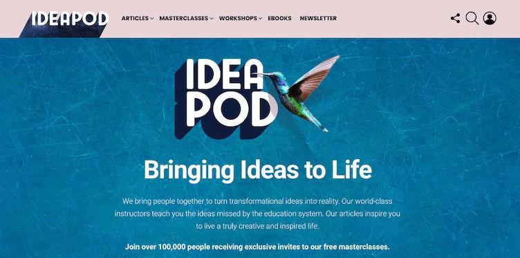 Idea Pod Memberpress