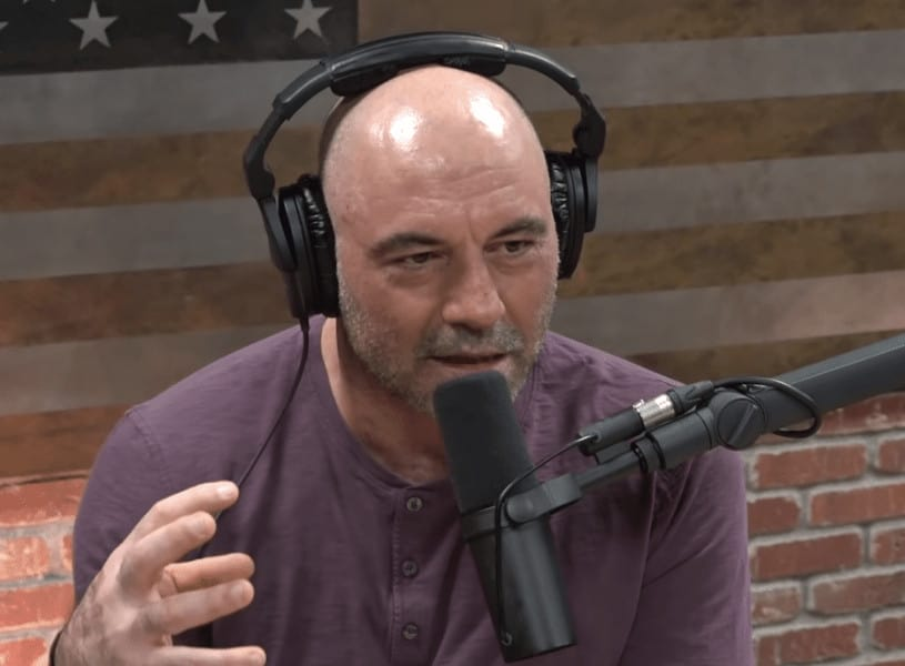 Joe Rogan Podcast Mic Shure Sm7b
