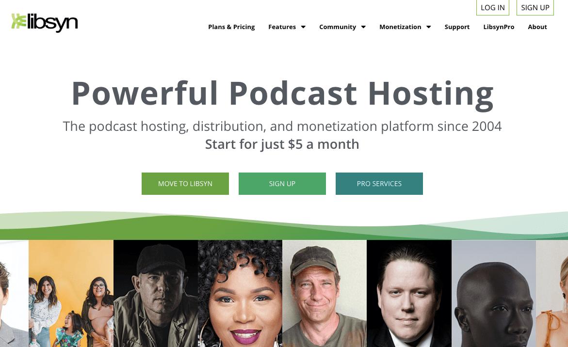Libsyn Podcast Platform
