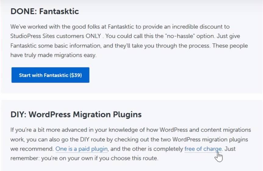 migrate-wordpress-site