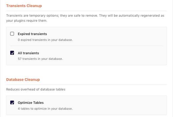 optimize-database