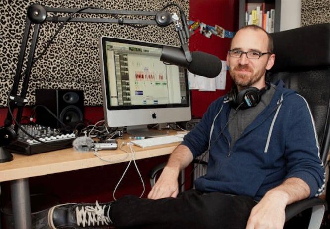 Roman Mars Podcast Microphone