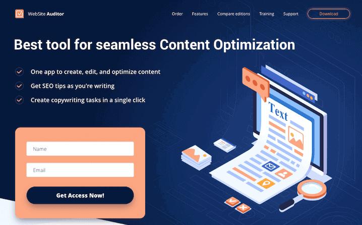 Seo Powersuite Website Auditor Content Editor
