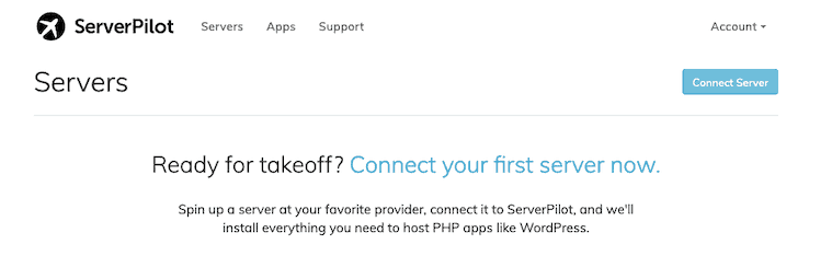 Serverpilot Connect Server