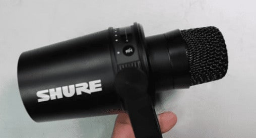 Shure Mv7 Construction
