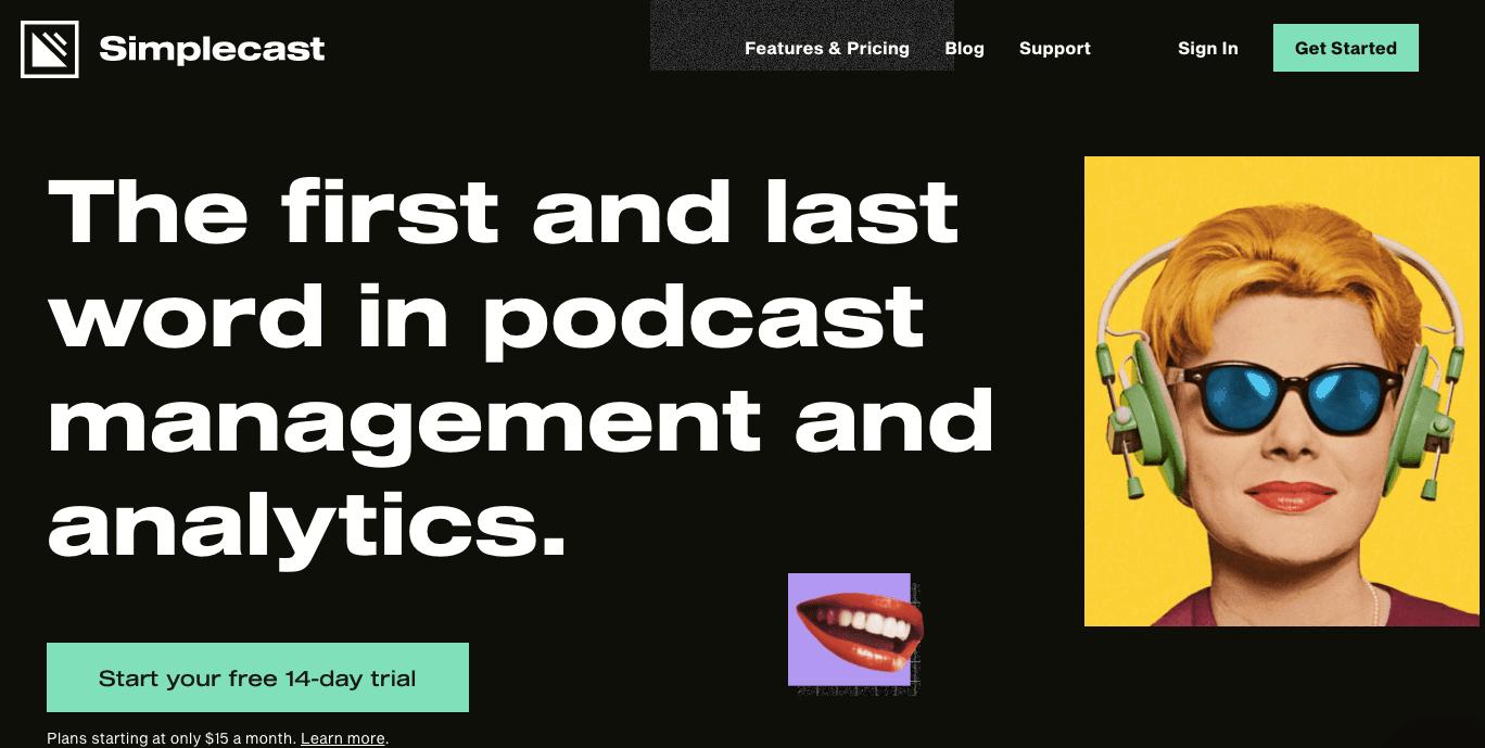 Simplecast Podcast Platform