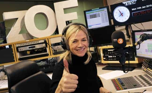 Zoe Ball Bbc Radio 2 Beyerdynamic Dt 770 Pro Headphones